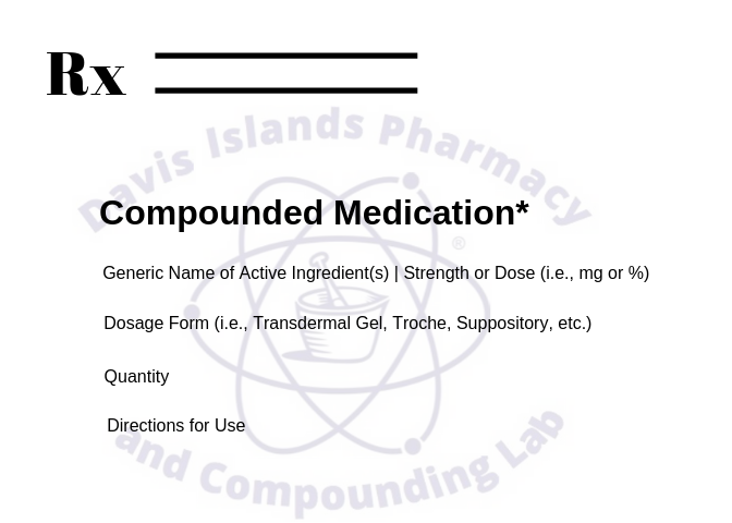 How to Write Compound Prescription