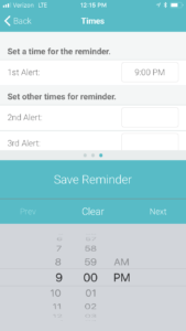 Prescription Medication Reminder App Tampa