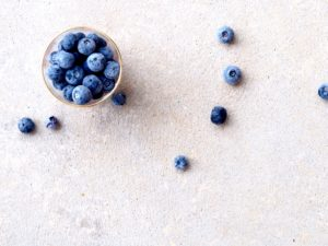 blueberry antioxidants for healthy brain