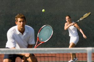 tennis and staying active keeps brain sharp