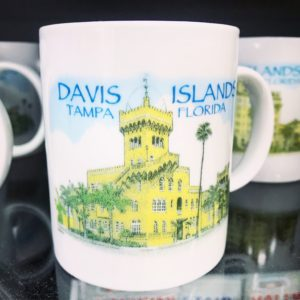 Davis Islands Coffee Mug
