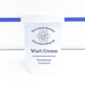 Wart Cream Compound | Davis Island's Pharmacy and