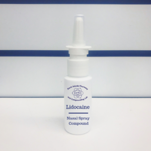 Lidocaine Nasal Spray